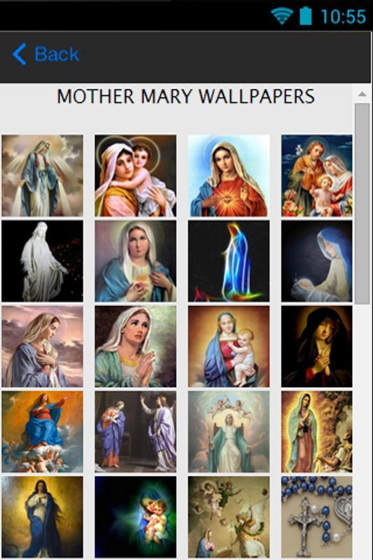Mother Mary Phone Wallpapers Pour Android Téléchargez Lapk