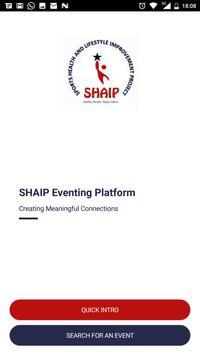 SHAIP poster