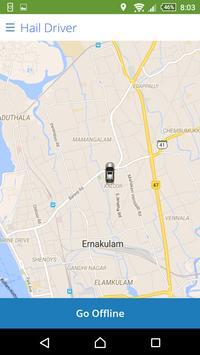 Hail - Taxi Driver Demo screenshot 2
