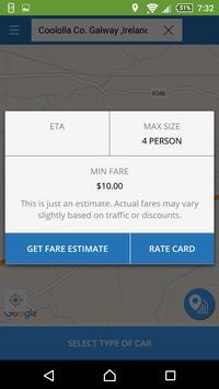 Hail - Taxi Booking Demo screenshot 3