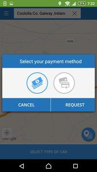 Hail - Taxi Booking Demo screenshot 4