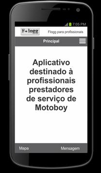 F-logg - Motoboy poster