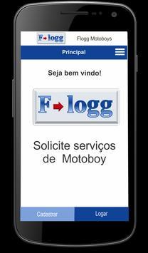 Flogg - Cliente screenshot 1