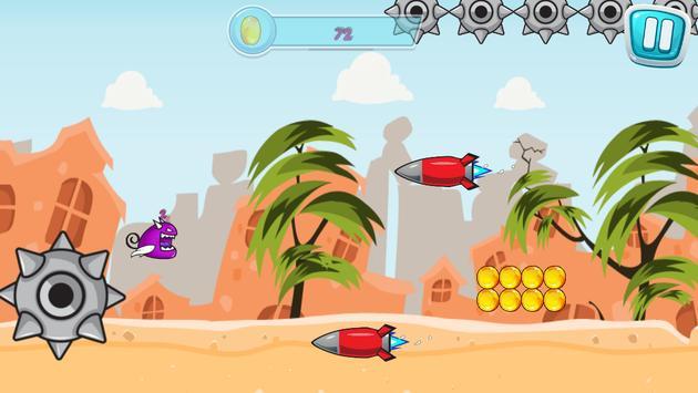 Floppy Bird Adventure screenshot 1