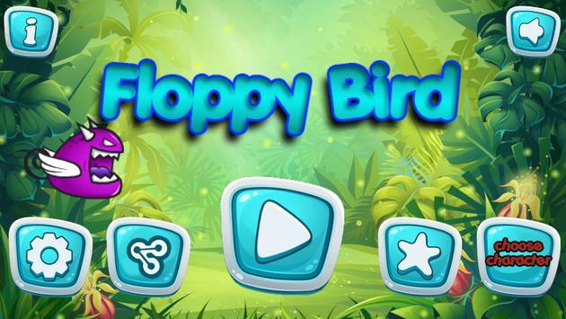 Floppy Bird Adventure screenshot 2