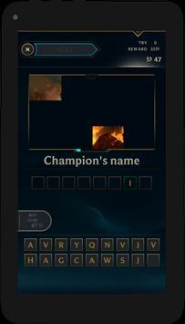 Quiz of League of Legends screenshot 17