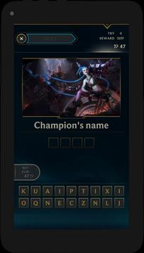 Quiz of League of Legends screenshot 15