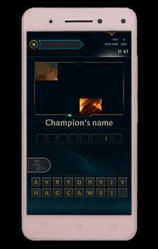 Quiz of League of Legends screenshot 3
