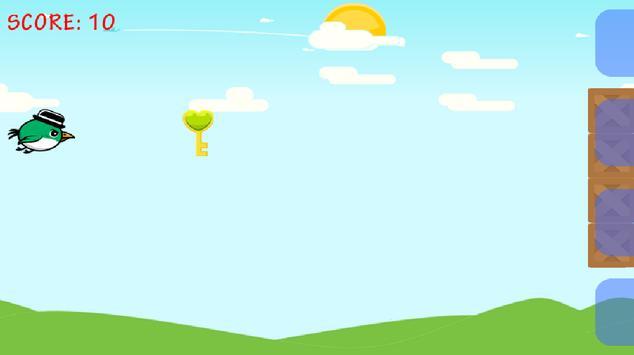 Flying Happy Bird apk screenshot