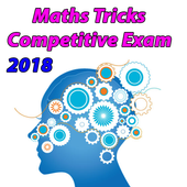 Math Shortcut Tricks Competitive Exam - 2018 icon