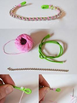 Creative Bracelet Ideas poster