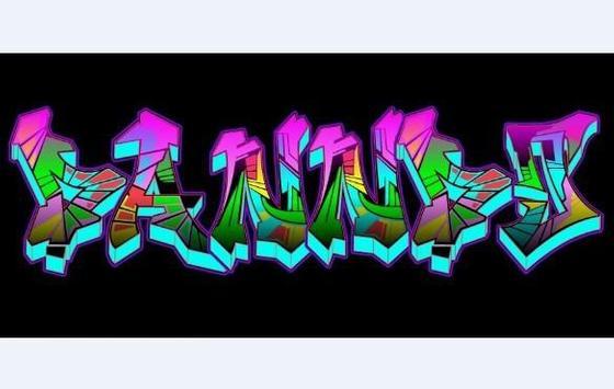 Design Graffiti Name screenshot 10