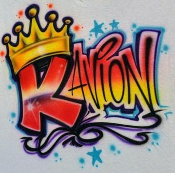 Design Graffiti Name screenshot 6