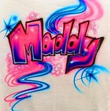 Design Graffiti Name screenshot 8