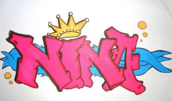 Design Graffiti Name screenshot 9