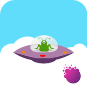 Flappy Alien icon