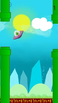 Flappy Alien apk screenshot