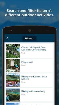 Kaltern Guide screenshot 2