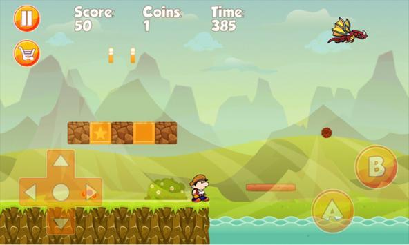 Noby World Jungle Adventures apk screenshot