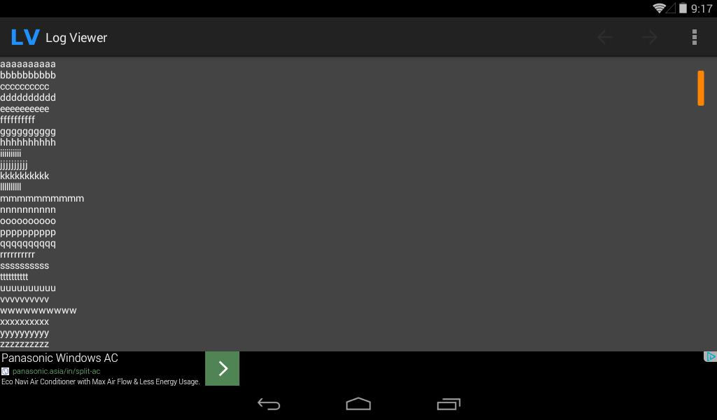 Log File Viewer Lite for Android - APK Download