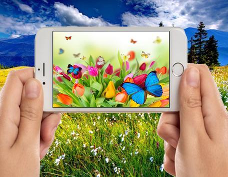 Flower Photo Frames poster