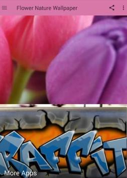 Flower Nature Wallpaper screenshot 1