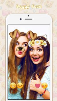 Snap Filters Flower Crown screenshot 1