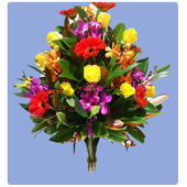 flower arrangements icon