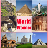 World Wonder Amazing Frames icon