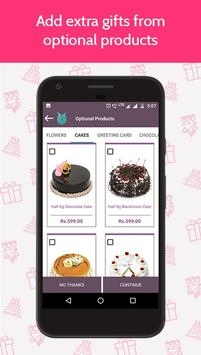 Flowers Cakes Online: Gifts Delivery screenshot 4