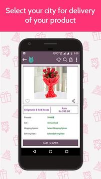 Flowers Cakes Online: Gifts Delivery screenshot 2
