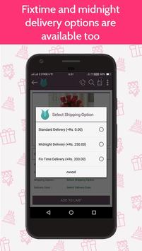 Flowers Cakes Online: Gifts Delivery screenshot 3