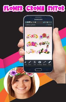 Flower Crown apk screenshot