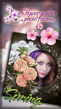 Flower Garden Photo Frames screenshot 3