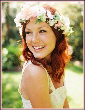 Flower Headband Gallery Ideas apk screenshot