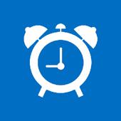 M Server Clock icon