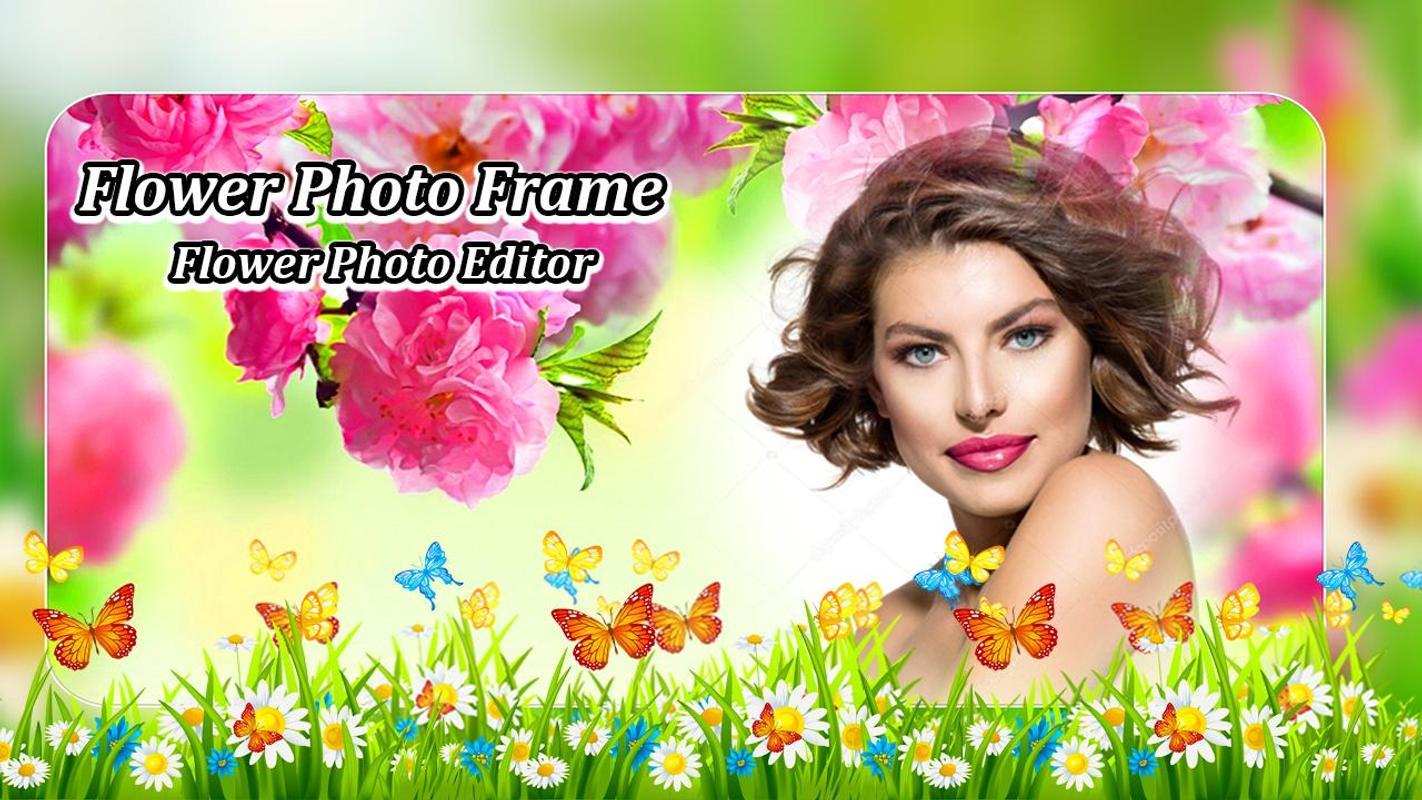 Flower Photo Frames Photo Editor 2018 APK Download - Free ...