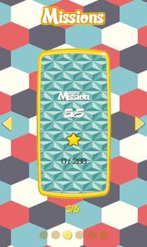 Hexagon Flow Free screenshot 1