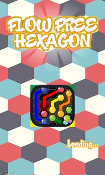 Hexagon Flow Free screenshot 6