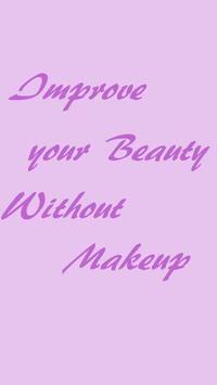 Improve Beauty Without Makeup screenshot 1