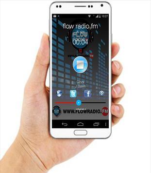 FLOW RADIO FM poster