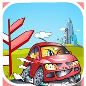 Car Racing Driving icon