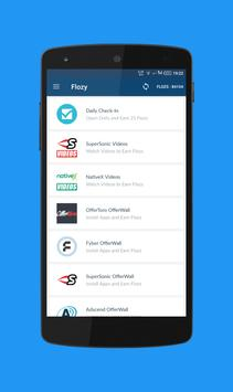 FLOZY - Earn money & gift cards screenshot 5