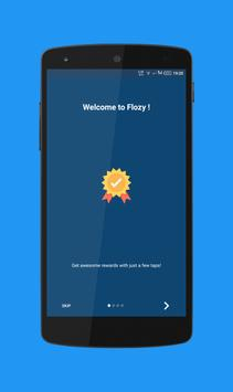FLOZY - Earn money & gift cards poster