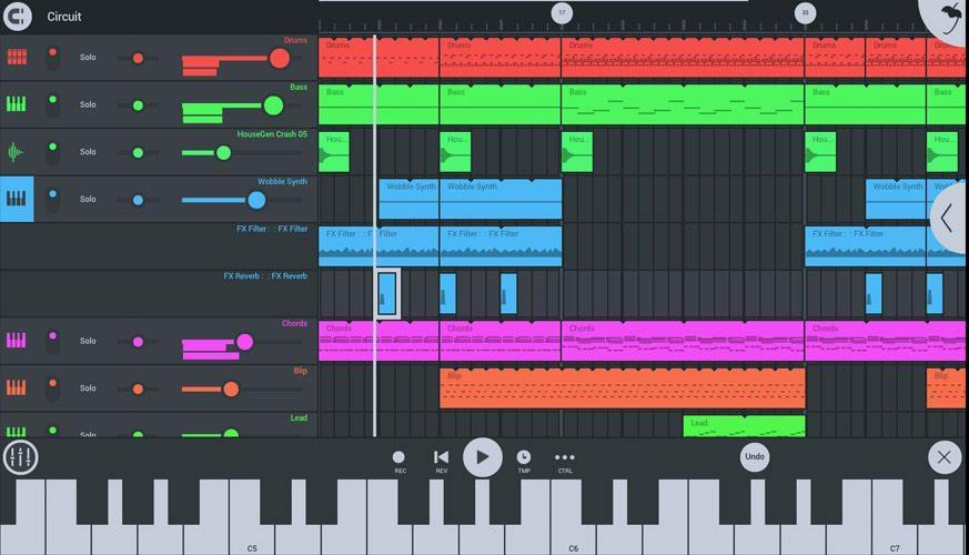 fl studio for android free download apk