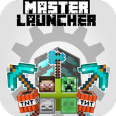 Mod Master Launcher - For MCPE icon