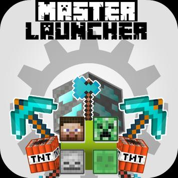 Mod Master Launcher - For MCPE poster