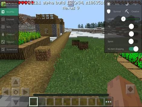 Mod Master Launcher - For MCPE apk screenshot