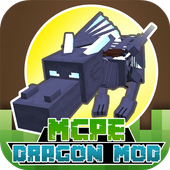 Dragon MODS For MCPE icon