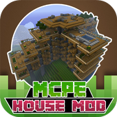 New House MODS For MCPE icon